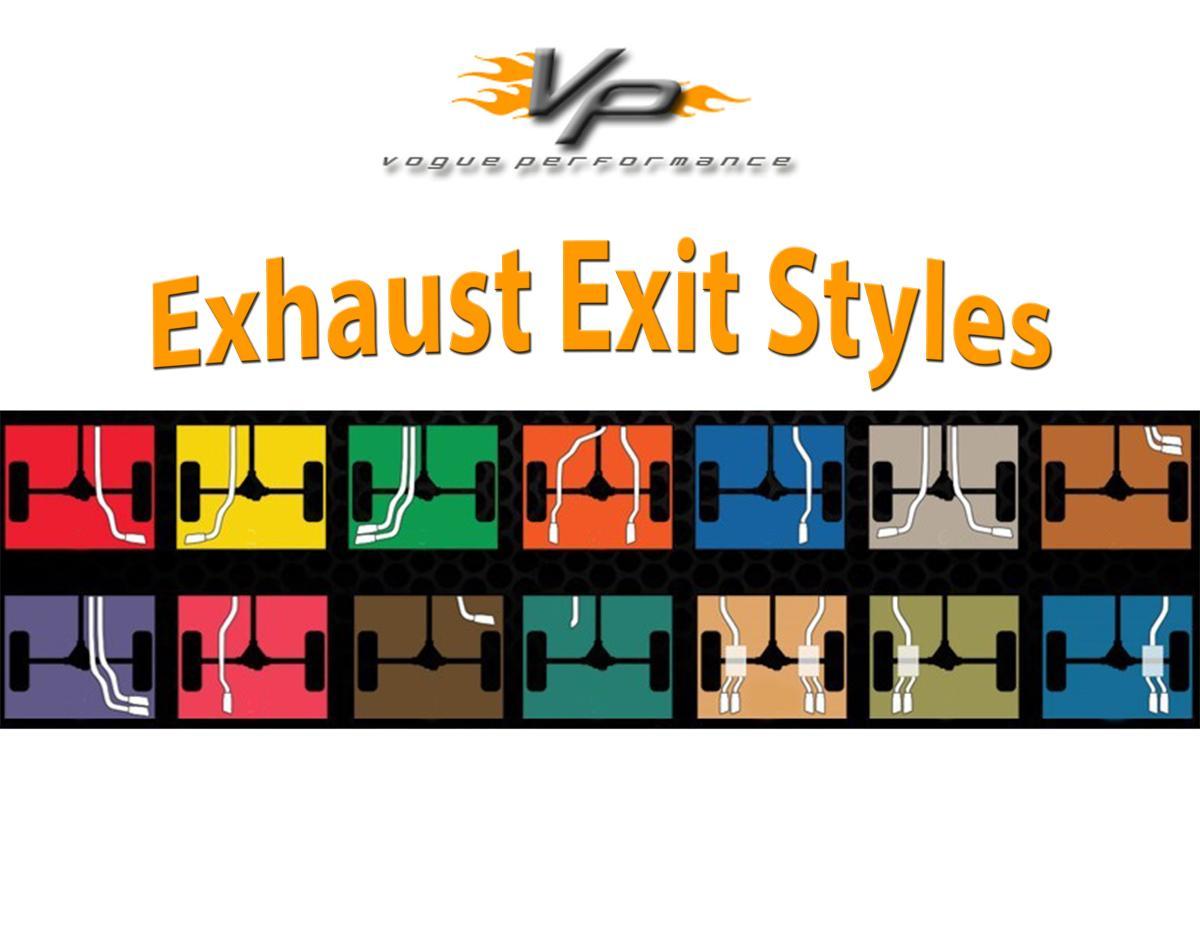 Vogue Performance Custom Exhaust! - Schoolhouse Auto